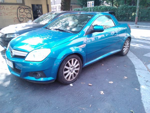 Tigra tigra twintop 1.4 16v first edition