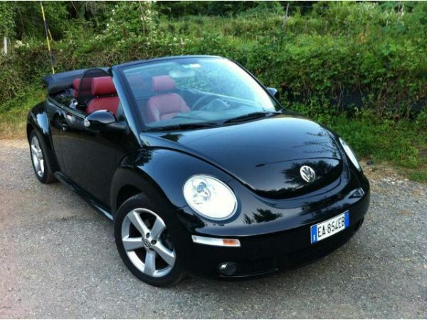 New beetle 1.9 tdi 105cv