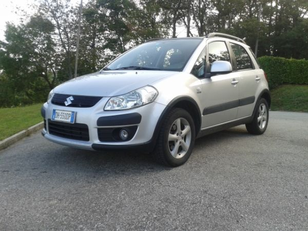 Sx4 1.9 ddis 4wd outdoor line
