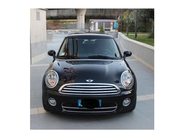 Mini mini 1.6 16v cooper d pepper