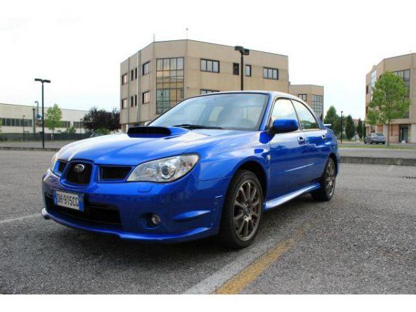 Impreza impreza 2.5 turbo 16v wrx bc