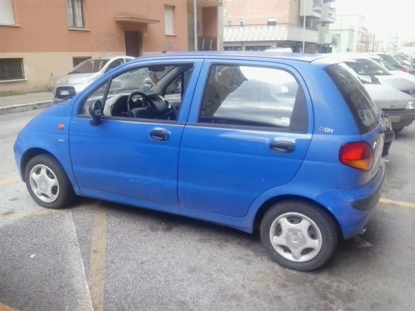 Matiz 800i cat se city