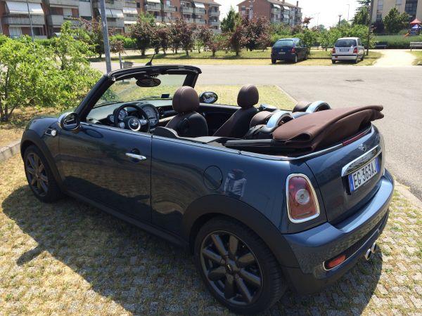 Mini cabrio mini 1.6 16v cooper s cabrio