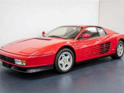 Auto D Epoca Ferrari Annunci E Offerte Quattroruote It